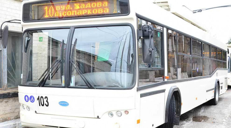 У Кропивницькому комунальним транспортом…