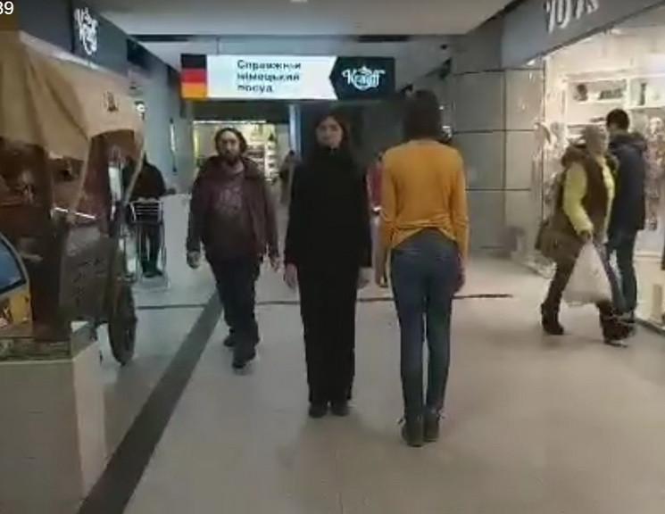 У Дніпрі охорона торгівельного центру на…