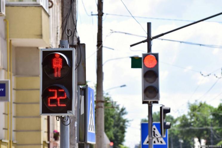 У центрі Кропивницького не працюватимуть…