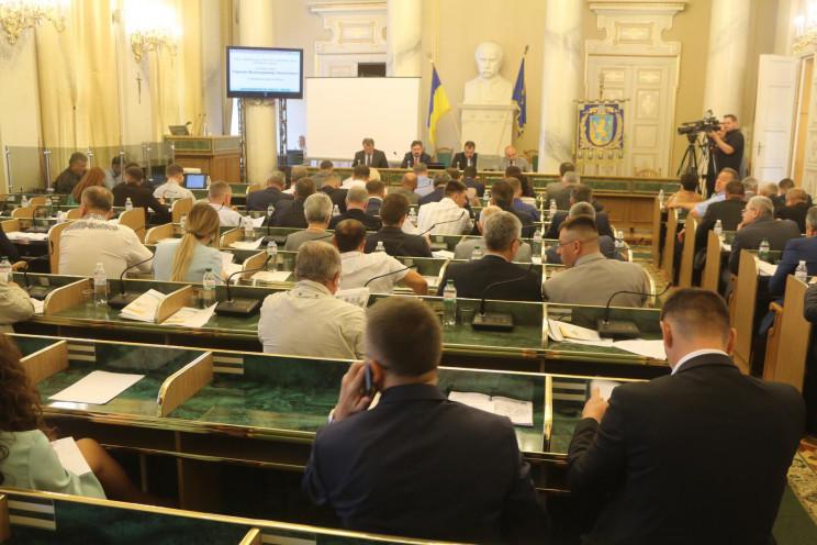 Львівська облрада виступила проти кодува…