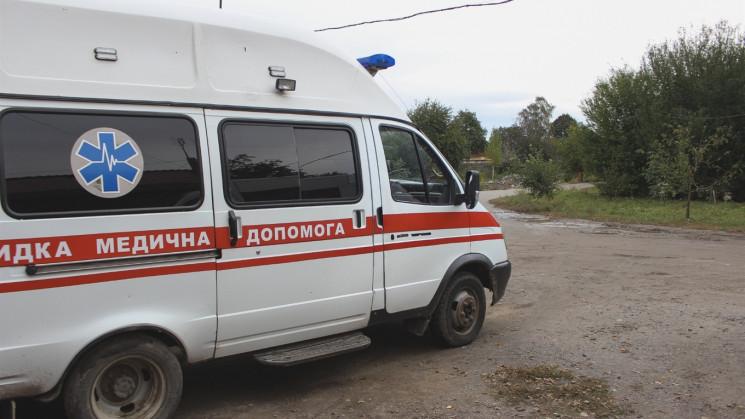 У Золочеві рятувальники врятували життя…