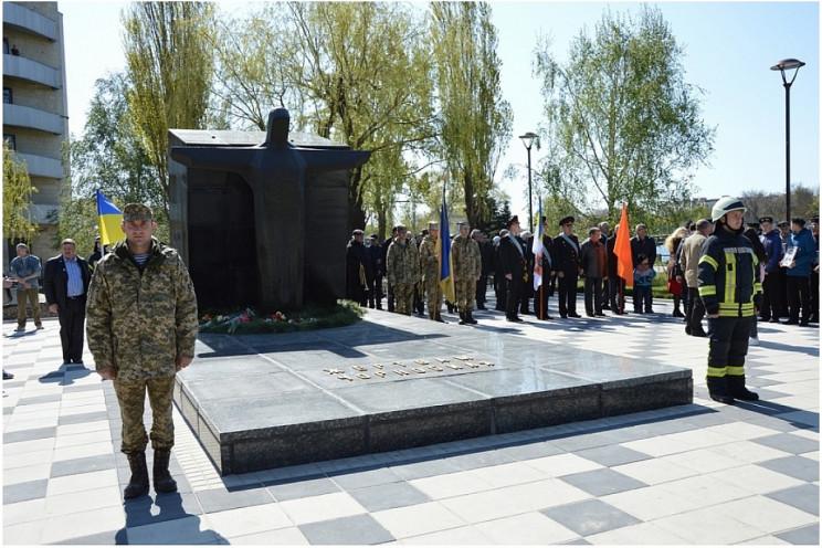 Кропивницким чернобыльцам и семьям погиб…