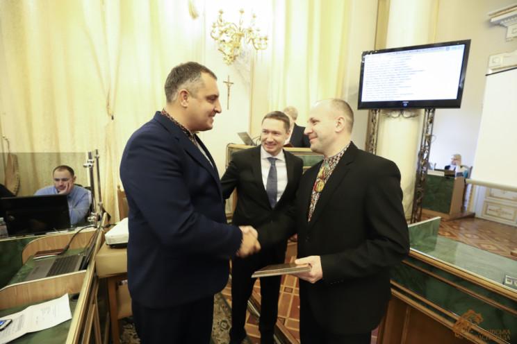 На Львівщині нагородили лауреатів обласн…