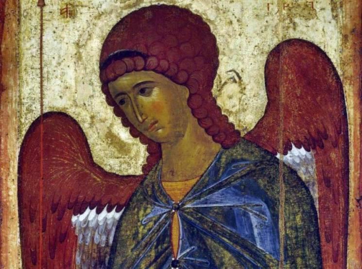 Чому восьмого квітня, в день архангела Г…