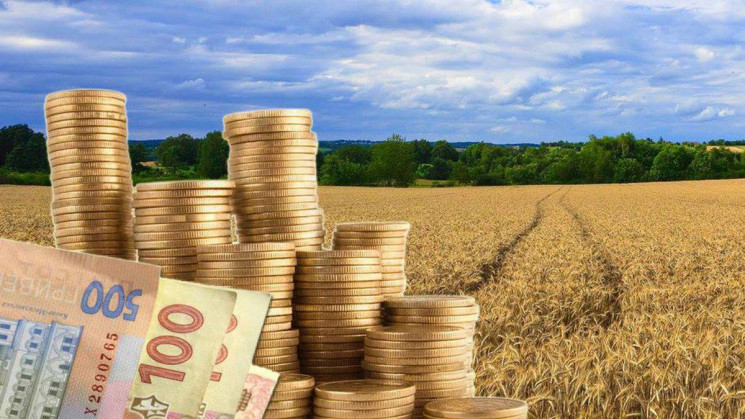 Майже 55 млн грн земельного податку наді…