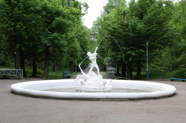 За стан фонтанів та бювету у Чернівцях в…