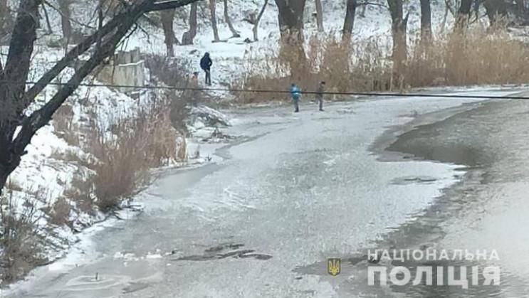 На Луганщині поліцейські вчасно встигли…