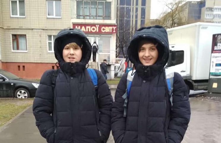 У Львові двоє братів втекли від батьків…
