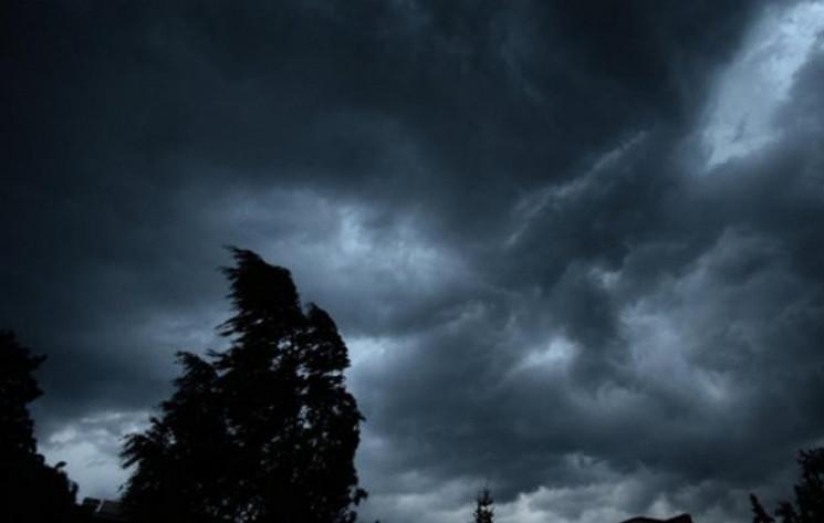 На Прикарпатті оголошено штормове попере…