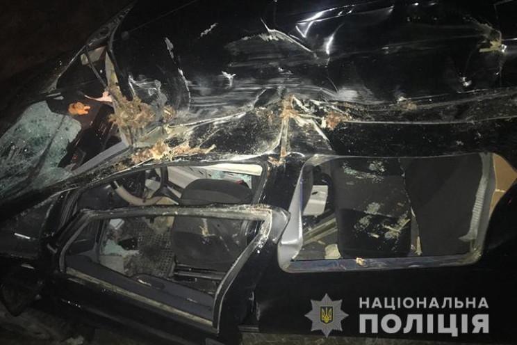 На Тернопільщині водій легківки врізався…