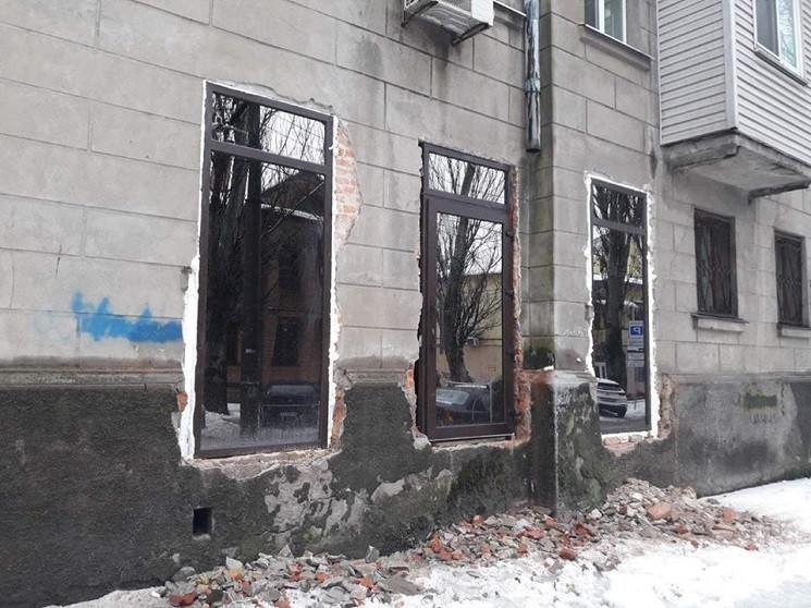 У Дніпрі власник квартири після демонтаж…