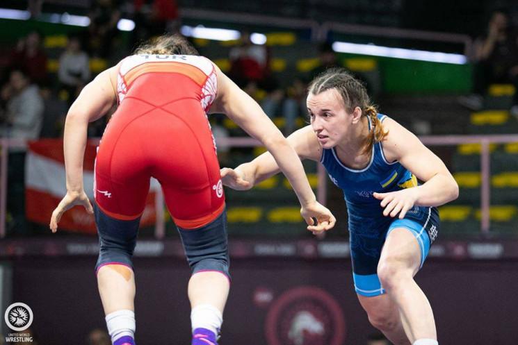 Українська спортсменка у драматичному дв…