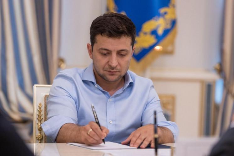 Зеленський призначив нового голову Семен…