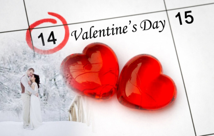 На Закарпатті в День закоханих поберетьс…