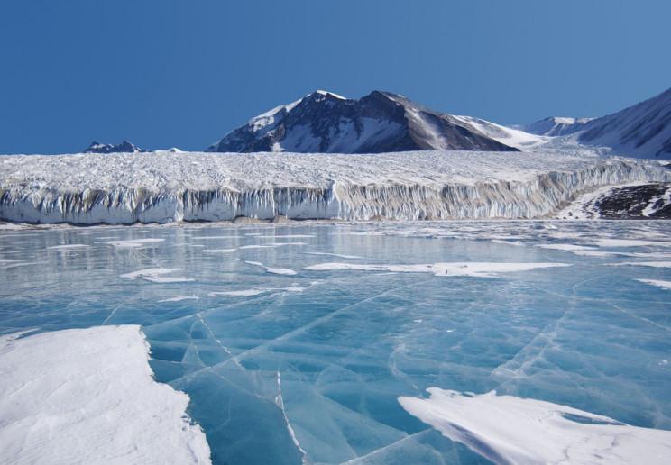 Температура в Антарктиді піднялася вище…