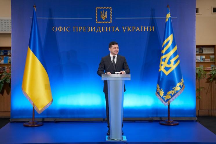 Офіс Зеленського подає до суду на журнал…