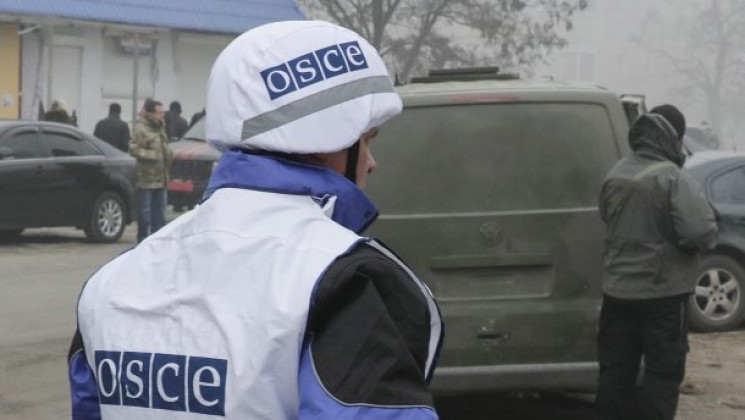 """В ОБСЄ розповіли про 22 російські """"Гради…"""