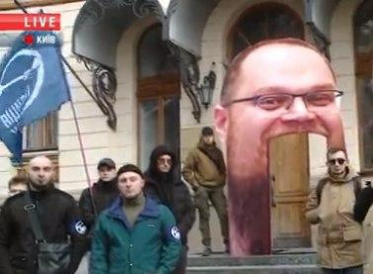 Скандальному міністру Бородянському прин…