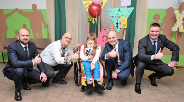 На Кропивнитчине открыли центр для детей…