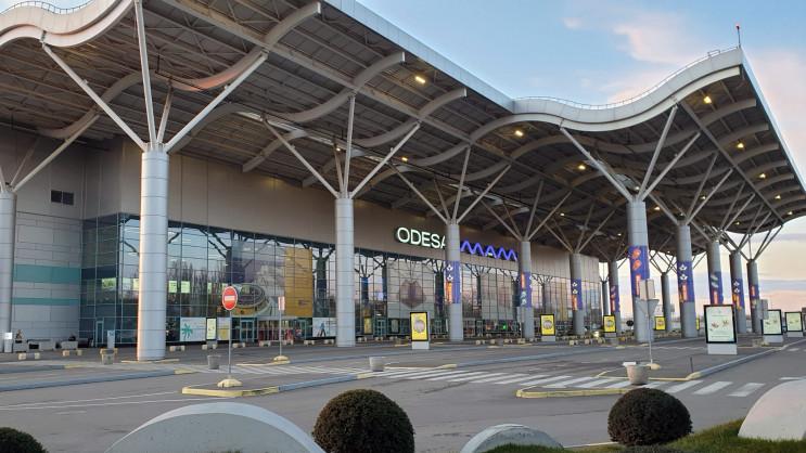 """Аеропорт """"Одеса"""" завершує переведення ре…"""