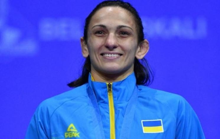 Українка Ткач стала триразовою чемпіонко…