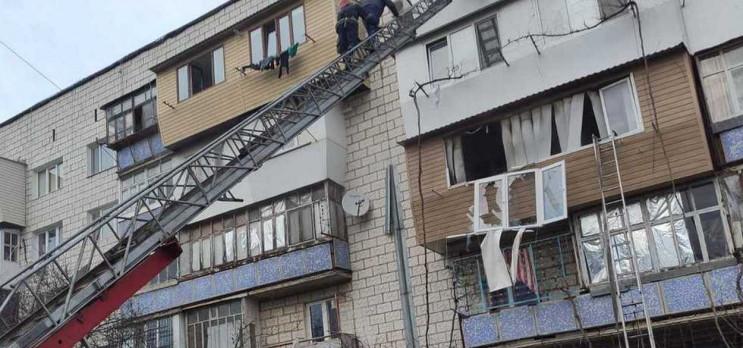 На Одещині вибухнуло у хрущовці…