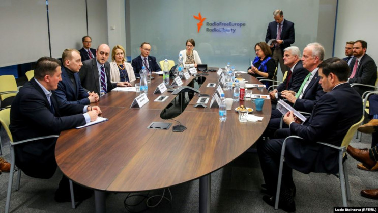 Асєєв попросив сенаторів США посприяти з…