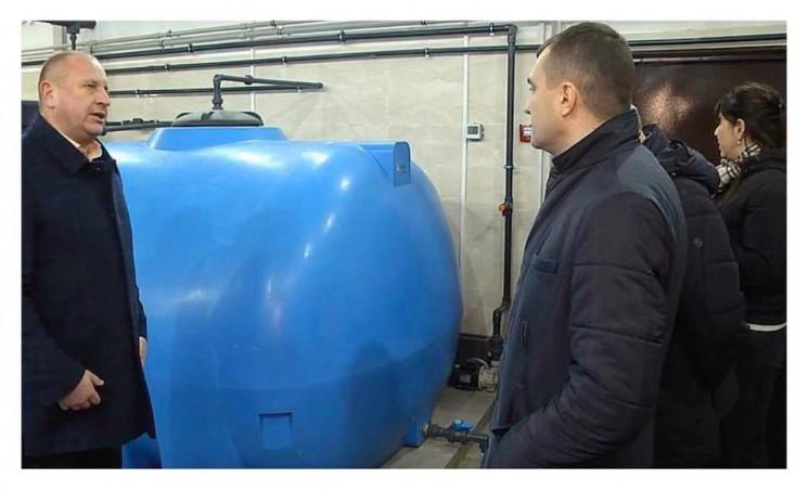 Модернізація: У Хмельницькому питну воду…