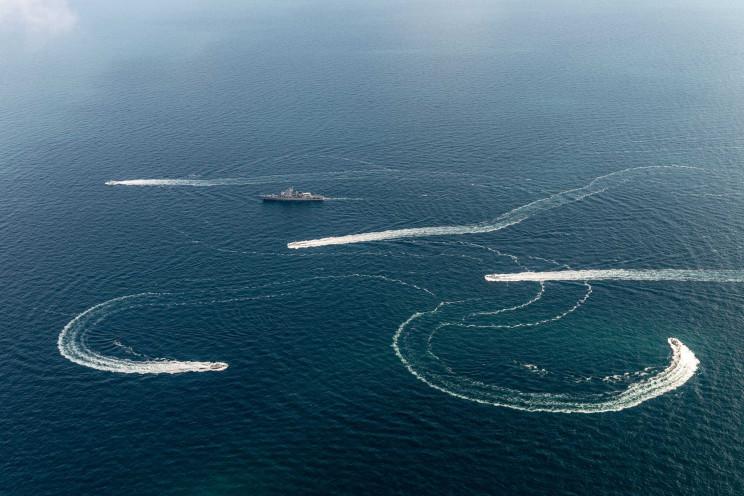 В Азовському морі росіяни на 48 годин за…