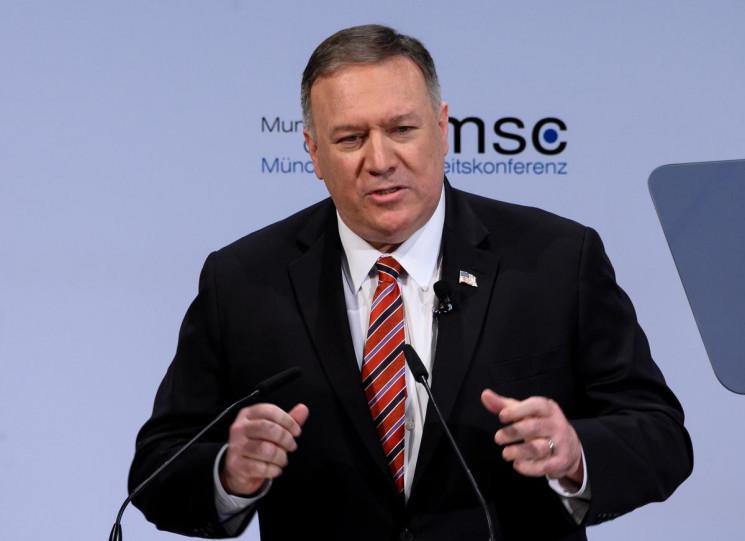США вооружили Украину, чтобы она защитил…