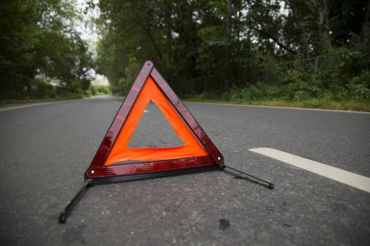 На Львівщині в ДТП загинула людина…