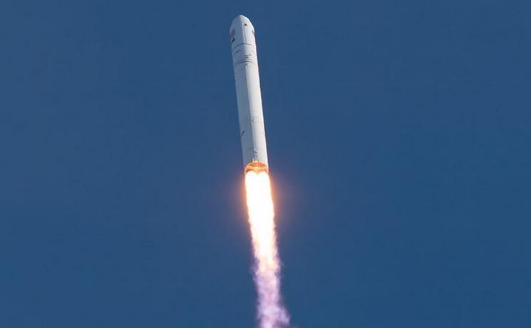 Американо-украинская ракета-носитель дос…