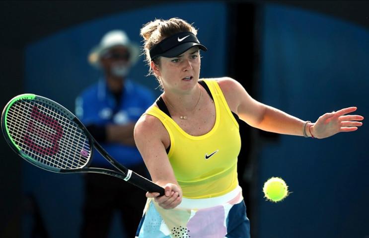 Українській тенісистці Світоліній неспод…