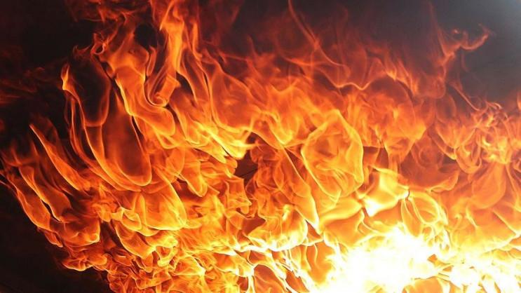 На Харківщині під час пожежі постраждала…