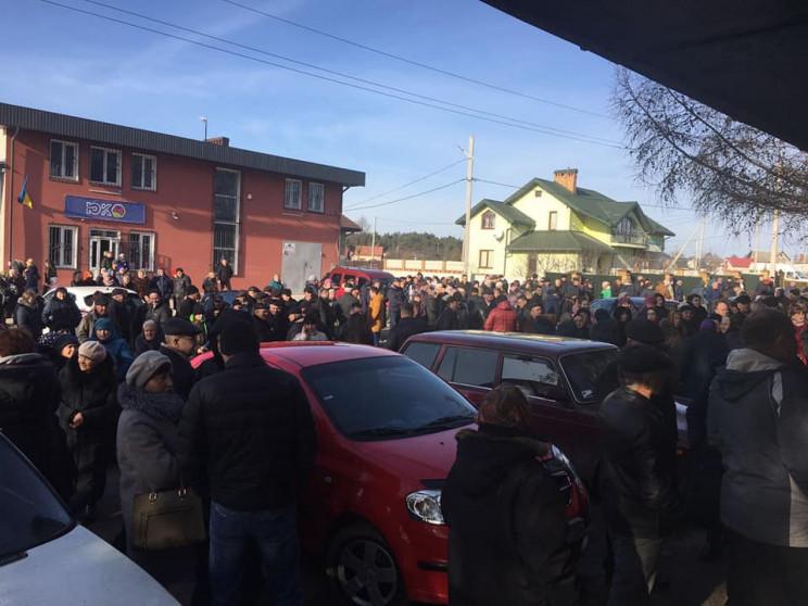 На Львівщині місцеві депутати виступили…