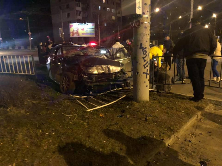 У Львові на перехресті сталася масштабна…
