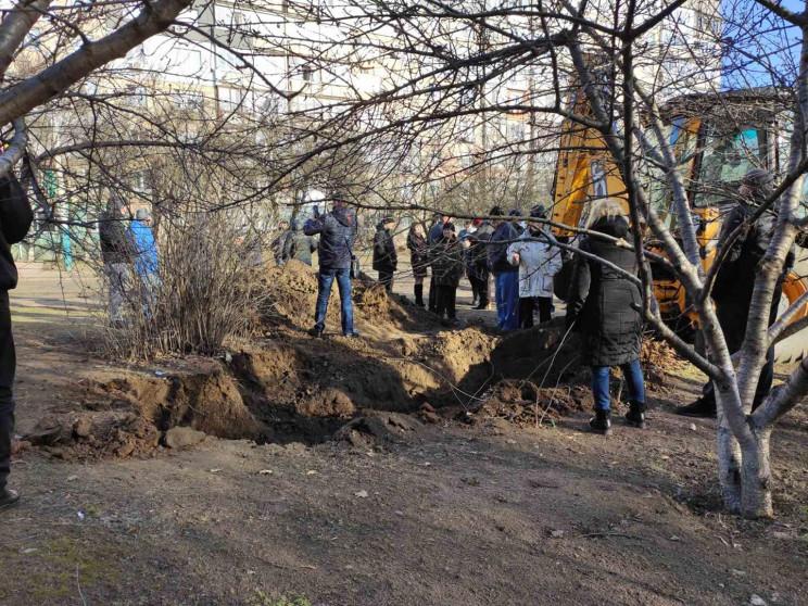 В Кропивницком на Попова пытаются возобн…