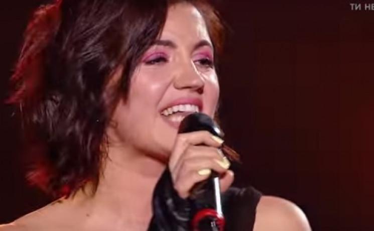 Голос країни: Відома співачка прийшла на…