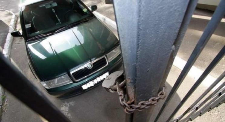 В Україні кожна двадцята автівка перебув…