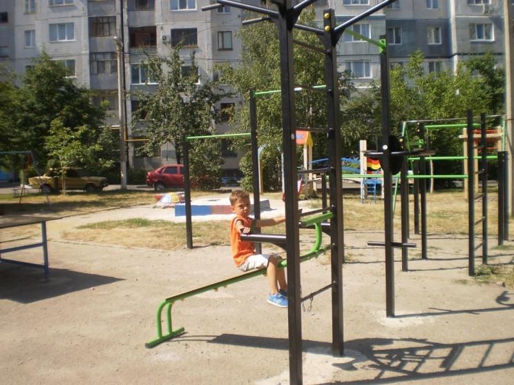 Все спортивные площадки Кропивницкого до…