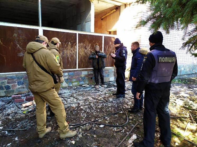 У столиці Західного Донбасу чоловік вруч…