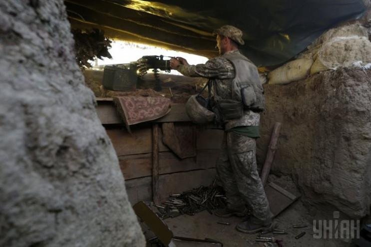 У штабі ООС підтвердили бій біля Золотог…