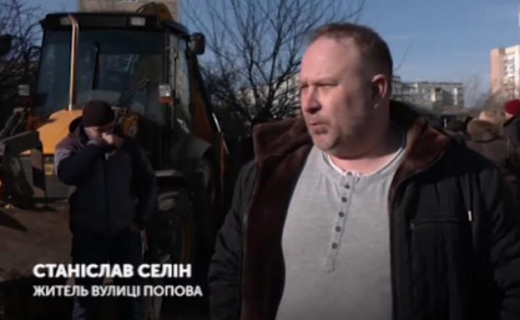 Кропивничани заблокували будівництво у д…