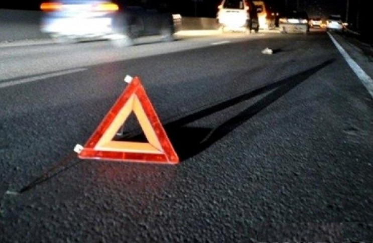 На Кропивнитчине перевернулось авто: Дво…
