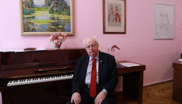 Відомий український композитор присвятив…