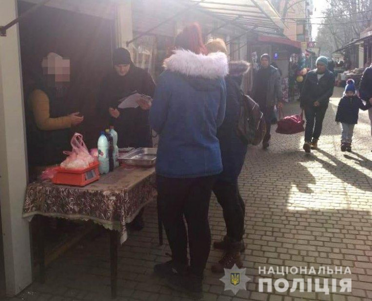 На одеських ринках відбулись перевірки…