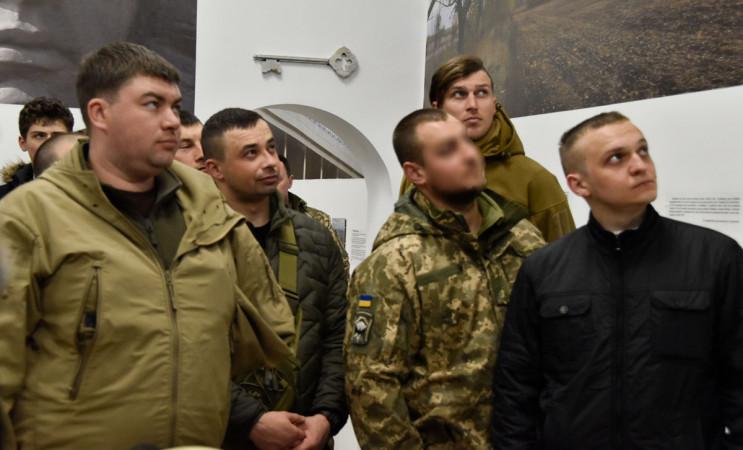 В музеї 3-го полку у Кропивницькому пров…