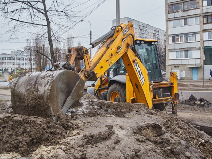 Где в Харькове не будет воды 19 февраля…
