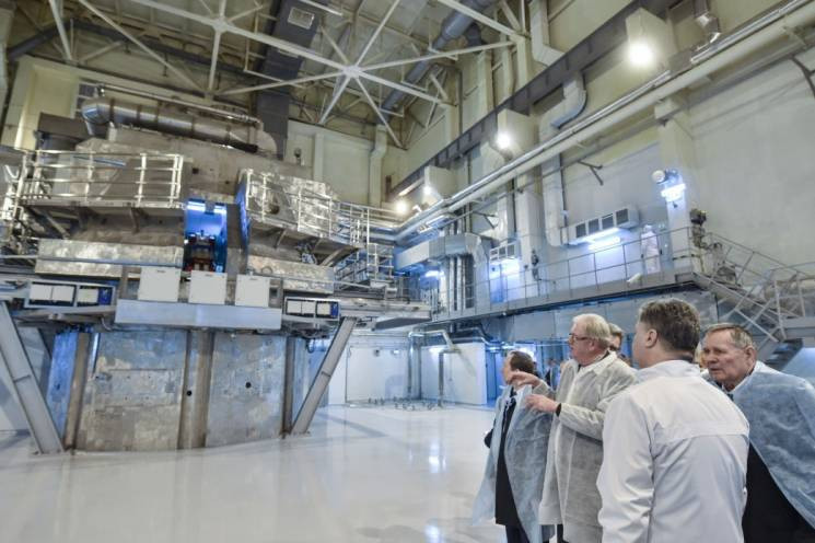 Розробка українських ядерних технологій:…