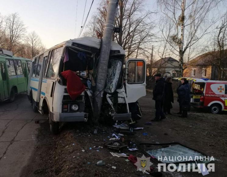 Смертельна ДТП на Житомирщині: Пасажирсь…